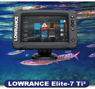 Lowrance Elite-7 Ti2
