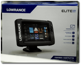 Lowrance Elite-7 Ti² For Sale