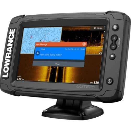 Lowrance Elite-7 Ti² - Smartphone Notifications