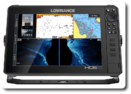 Lowrance HDS-12 LIVE - Review