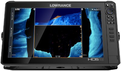 Lowrance HDS-16 LIVE DownScan - SideScan