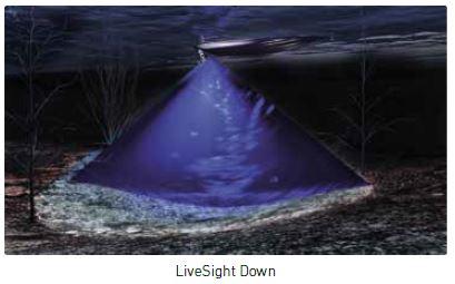 Lowrance HDS LIVE - LiveSight Down