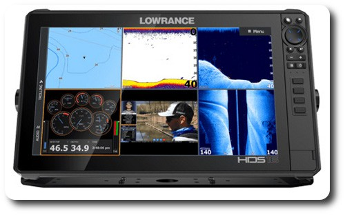 Lowrance HDS-16 LIVE - Review