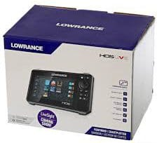 Lowrance HDS-7 LIVE For Sale