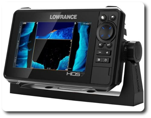 Lowrance HDS-7 LIVE - Review