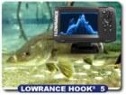 Lowrance HOOK2 5