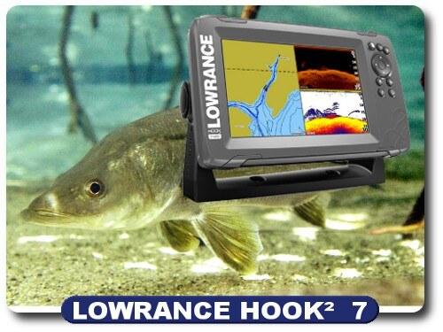 Lowrance HOOK2 7