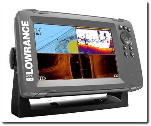 Lowrance HOOK² 7 - Review