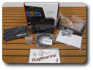 Raymarine Axiom 7 for sale