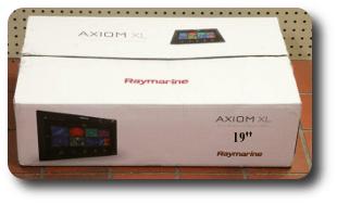 Raymarine Axiom XL 19 for sale