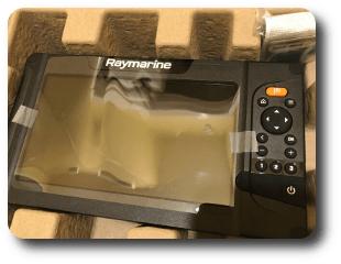 Raymarine Element 9HV For Sale