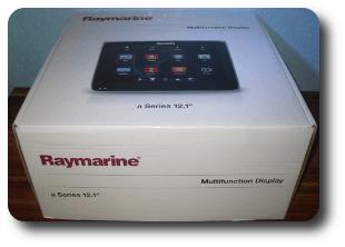 Raymarine a127 for sale