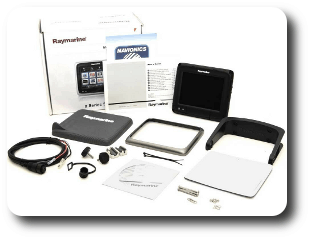 Raymarine a68 For Sale