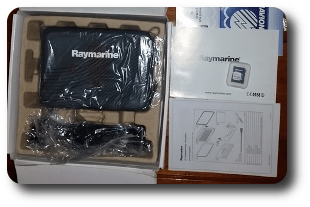 Raymarine a77 for sale