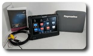 Raymarine a98 for sale