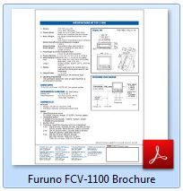 Furuno FCV-1100L Brochure