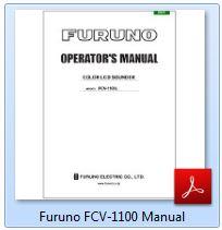 Furuno FCV-1100L Manual