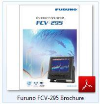 Furuno FCV-295 Brochure