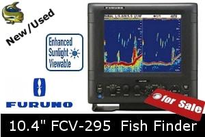 Furuno FCV-295 For Sale