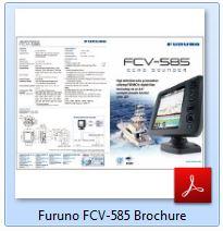 Furuno FCV-585 Brochure