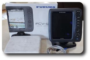 Furuno FCV-585 For Sale