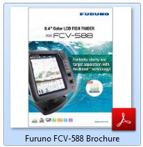 Furuno FCV-588 Brochure