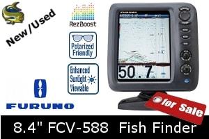 Furuno FCV-588 For Sale