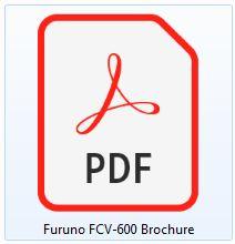 Furuno FCV-600L Brochure