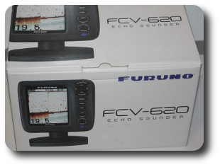 Furuno FCV-620 For Sale