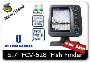 Furuno FCV-628 For Sale