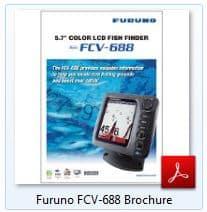 Furuno FCV-688 Brochure
