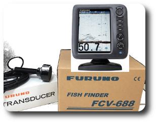 Furuno FCV-688 For Sale