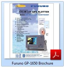 Furuno GP-1650 Brochure