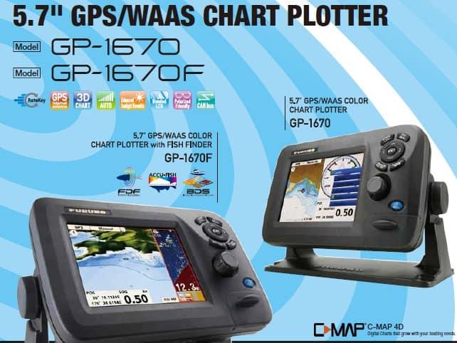 Furuno GP-1670F Features