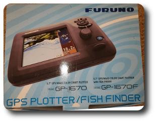 Furuno GP-1670F -  For Sale