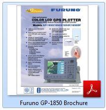 Furuno GP-1850 Brochure