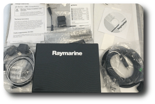 Raymarine gS95 For Sale