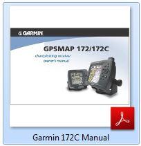 Garmin GPSMAP 172C Manual
