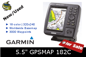 Garmin 182C For Sale