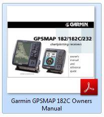 Garmin 182C - Manual