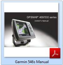 Garmin 546s - Manual
