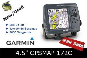 Garmin GPSMAP 172C - For Sale