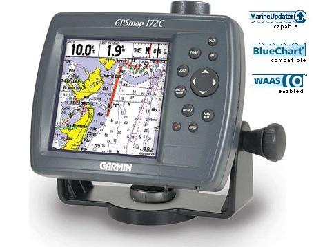 Garmin GPSMAP 172C