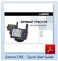 Garmin GPSMAP 176C - Quick Start Guide