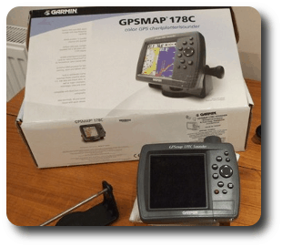 Garmin GPSMAP 178C For Sale