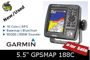 Garmin GPSMAP 188C For Sale