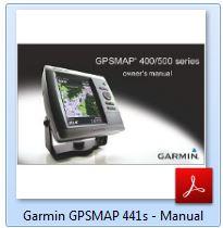 Garmin 441s - Manual
