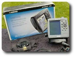 Garmin GPSMAP 492 For Sale