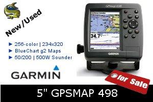Garmin GPSMAP 498 For Sale