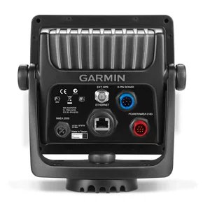 Garmin GPSMAP 547xs Connections